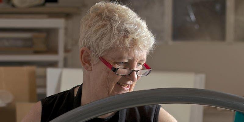 Heather Burness | Studio Visit