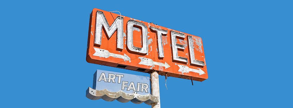Motel Art Fair