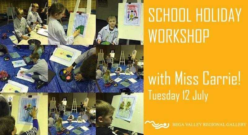School Holidays Workshop