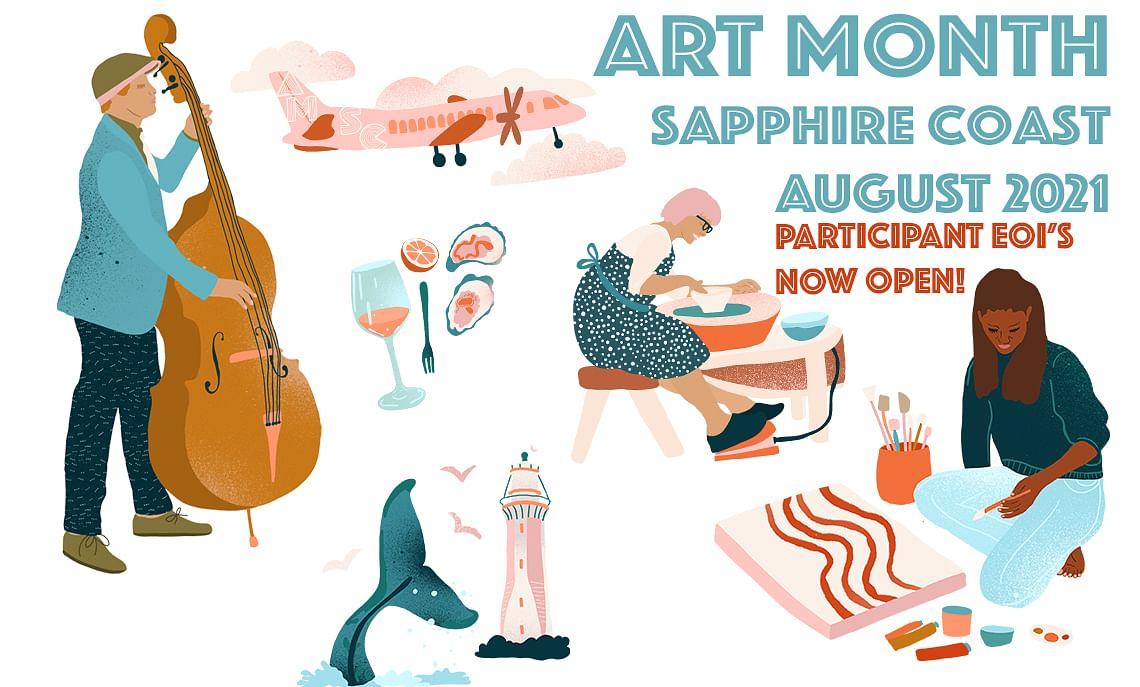 Art Month Sapphire Coast 2021